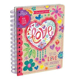 Wee Believers A Devotional Journal: Love