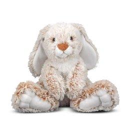 Melissa & Doug Burrow Bunny Rabbit Stuffed Animal