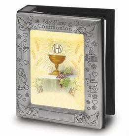 WJ Hirten First Communion Photo Album~Personalizable