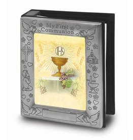 WJ Hirten First Communion Photo Album~Personalizable
