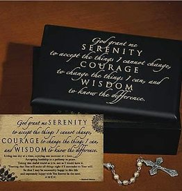 Abbey Press Serenity Box and Card