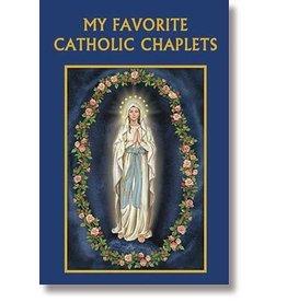 Aquinas Press My Favorite Catholic Chaplets