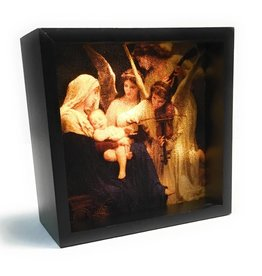 Simply Catholic Song of the Angels Light Box