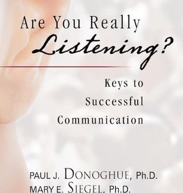 Sorin Books Are You Really Listening? Keys to Successful Communication