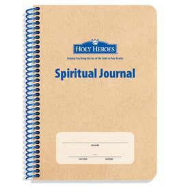 Holy Heroes Holy Heroes Spiritual Journal