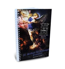 Full of Grace USA Teen Chastity Journal for Boys - St. Michael 5.5 x 8.5