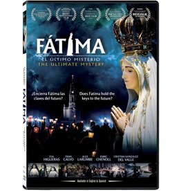 Fatima:  Ultimate Mystery DVD