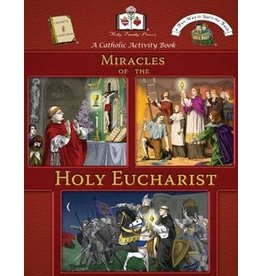 Holy Family Press Miracles of the Holy Eucharist