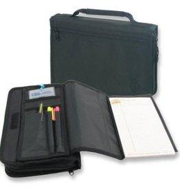 Zondervan Deluxe Tri-Fold Bible Organizer - Black