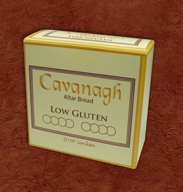 "Cavanagh Low Gluten 1 3/8"" Diameter (35mm) Altar Bread"