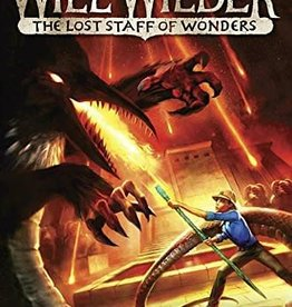 Ignatius Press Will Wilder: The Lost Staff of Wonders  (Book 2)