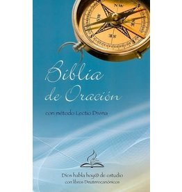 American Bible Society Spanish Catholic Bible-VP: Lectio Devina Method (Spanish Edition)