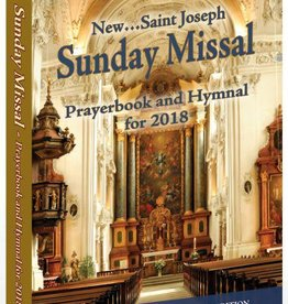 Catholic Book Publishing Corp 2018 St. Joseph Annual Sunday Missal