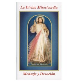 Marian Press La Divina Misericordia Mensaje y Devocion (Divine Mercy Message and Devotion)