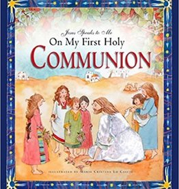 The Word Among Us Press Jesus Speaks to Me on My First Holy Communion