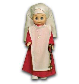 ABCatholic Holy Spirit Adoration Nun Doll