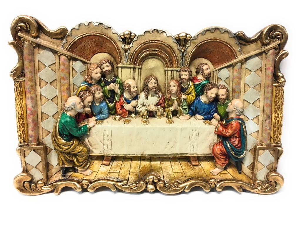 Perfect The Last Supper Wall Decor Gift - Wall Art Collections ...
