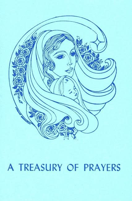 Liturgical Press A Treasury of Prayers