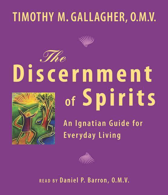 Crossroads Publishing The Discernment of Spirits: An Ignatian Guide for Everyday Living (Audio CD)