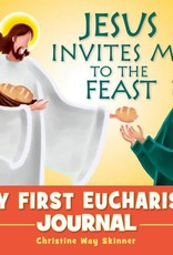 Liguori Publications Jesus Invites Me to the Feast: My First Eucharist Journal
