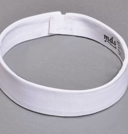 MDS Clergy 100% Cotton Neckband Fabric Collar