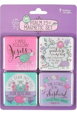 Christian Art and Gifts Psalm 23 Magnetic Set