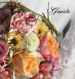 Angelis Publications Wedding Guest Book (Hardback)