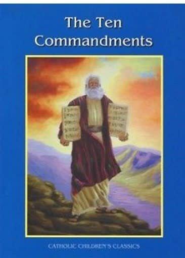 Aquinas Press Catholic Children's Classics The Ten Commandments