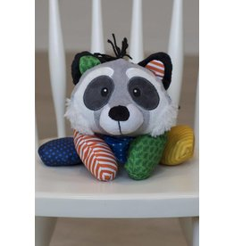 Wee Believers Ralphie Raccoon - Lil Prayer Buddy