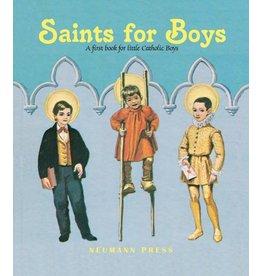Neumann Press Saints for Boys: A First Book for Little Catholic Boys