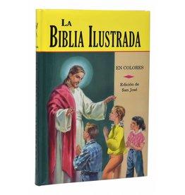 Catholic Book Publishing Corp La Biblia Ilustrada