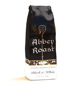 Abbey Roast Abbey Roast Black and White 12 oz (ground)