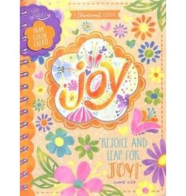 Wee Believers A Devotional Journal: Joy