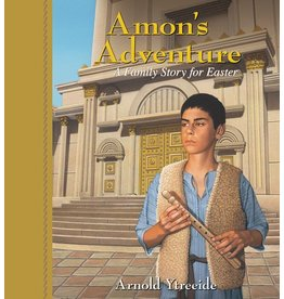 Kregal Publications Amon's Adventure: A Family Story for Easter