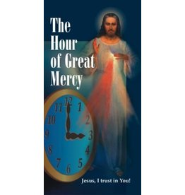 Marian Press The Hour of Great Mercy Pamphlet
