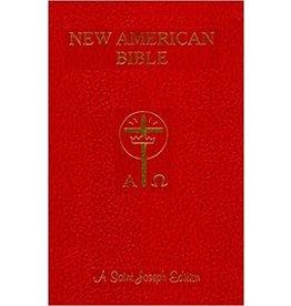 Catholic Book Publishing Corp Saint Joseph Giant Print Bible-NABRE (New American Bible Revised)