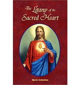 Catholic Book Publishing Corp Litany of the Sacred Heart