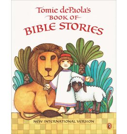 Puffin Books Tomie dePaola's Book of Bible Stories: New International Version