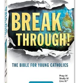 St. Mary's Press Breakthrough! The Bible for Young Catholics, NABRE Translation
