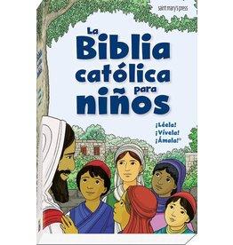 St. Mary's Press La Biblia Católica Para Niños