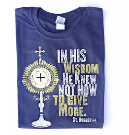 Catholic T-Shirt Club Adoration Monstrance T-Shirt