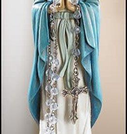 Christian Brands Madonna Rosary Holder