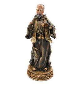 "Avalon Gallery 6"" St. Padre Pio Statue"