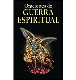 Valentine Publishing House Oraciones de Guerra Espritual (Spiritual Warfare Prayers Spanish)