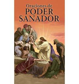 Valentine Publishing House Oraciones de Poder Sanador (Spanish Edition)