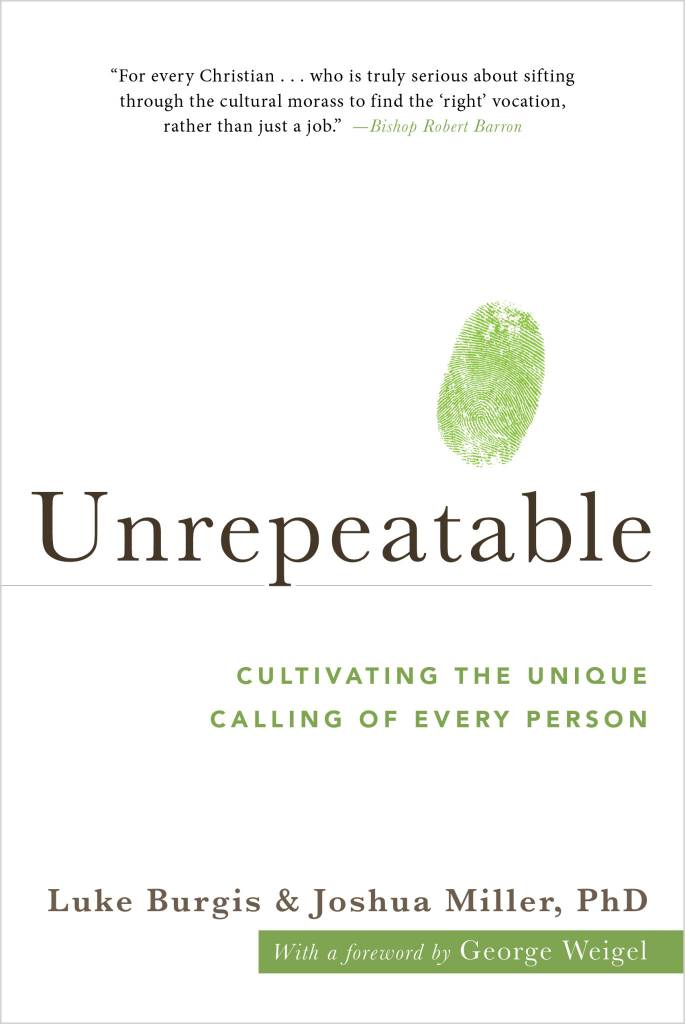 Emmaus Road Publishing Unrepeatable: Cultivating the Unique Calling of Every Person (Hardcover)