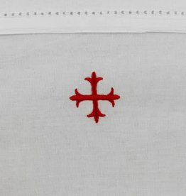 """MDS 100% Cotton Corporal with Red Cross 20"""" x 20"""""""