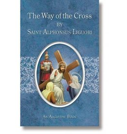 Aquinas Press The Way of the Cross by Saint Alphonsus Liguori