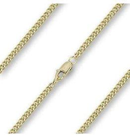 "Bliss Manufacturing 18"" Rhodium Chain - Light - Hamilton Gold"
