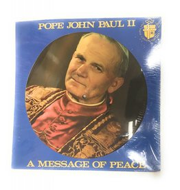 Dyna-West Music Pope John Paul II A Message of Peace Record